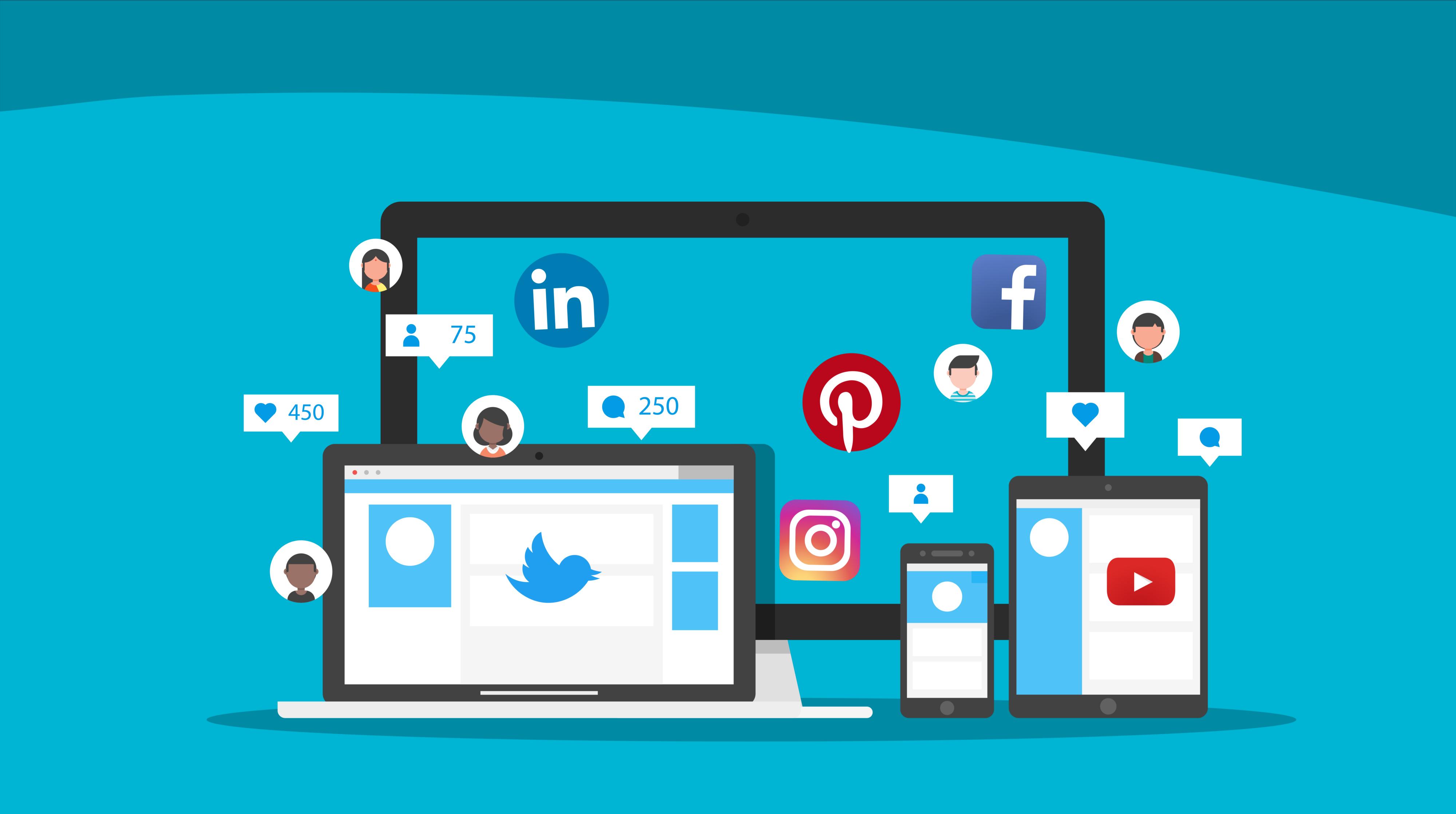 Oteller İçin Sosyal Medya Yönetimi